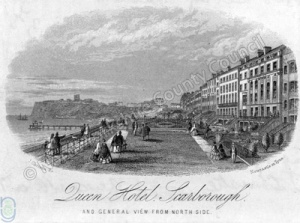 Scarborough: North Bay c.1870